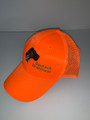 Deustch Drahthaar hat orange mesh back