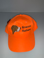 Bracoo Itliano hat orange not mesh