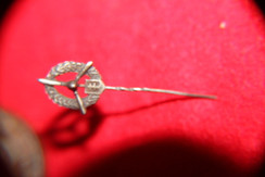 rare stick pin mint with 835 mark on back