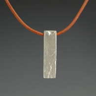 Recycled Silver Ingot