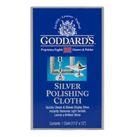 Goddard's Long Shine Silver Polishing Cloth