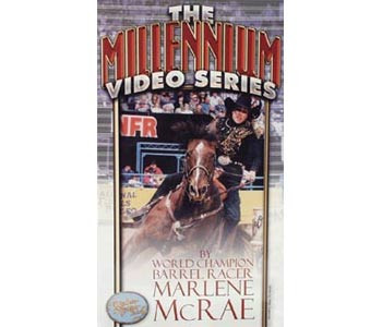 Marlene's Millennium Barrel Racing DVD Series