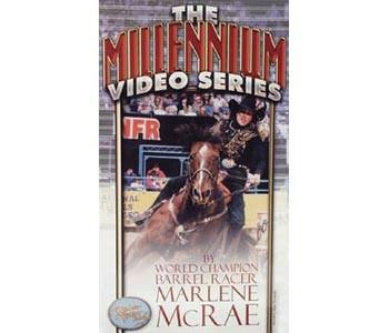 Marlene's Millennium Barrel Racing DVD