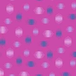 Tattooed Purple Highline A-8439-P - Andover Fabrics