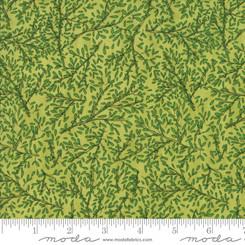 Sweet Pea Lily Fern - Moda fabrics