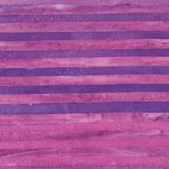 Artisan Batiks Elemental Stripes Petunia - Robert Kaufman fabrics