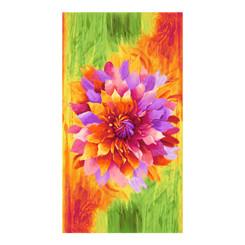 Dream Flower panel - Timeless Treasures fabrics