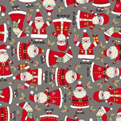 Festive 2019 Santa's TP-2120-1 - Andover Fabrics