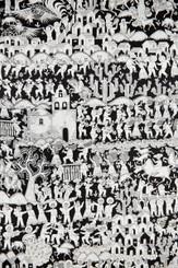 Folklorico Puebla DE 8719B - Alexander Henry Fabrics