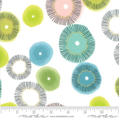 Day in Paris Chalk Bursts - Moda fabrics