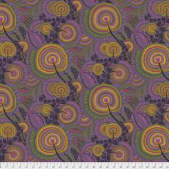 Tambourine Spinster Trickery - Free Spirit fabrics