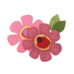 Sizzix Bigz Die - Flower #4