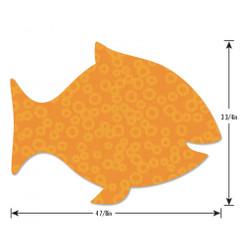 Sizzix Bigz Die - Fish #5