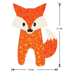 Sizzix Bigz Die - Fox
