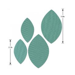 Sizzix Bigz Die - Leaves, Plain #2