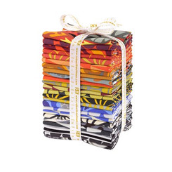 Psychedelia Fat Quarter Bundle - Robert Kaufman