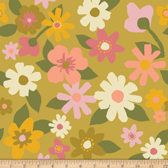 Flower Market Floral - Paintbrush Studio Fabrics