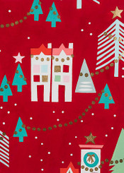 Neighborhood Noel - Alexander Henry Fabrics