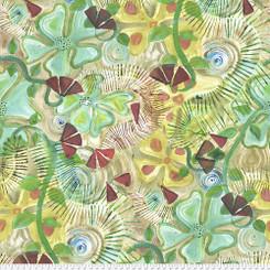 Drifting Petals - Free Spirit fabrics