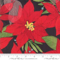 Splendid Poinsettia - Moda fabrics