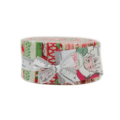 Swell Christmas Jelly Roll - Moda