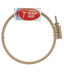 "7"" No Slip Hoop - Morgan"