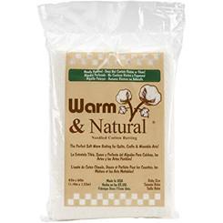 Warm & Natural Batting - Baby Size
