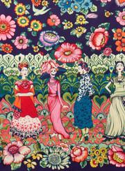 Frida La Catrina - Alexander Henry Fabrics