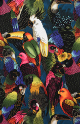 Birds of a Feather - Alexander Henry Fabrics