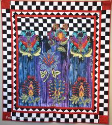Wonderland Quilt Kit - Frond Design Studios
