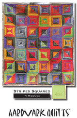 Stripes Squared Quilt Kit - Frond Design Studios