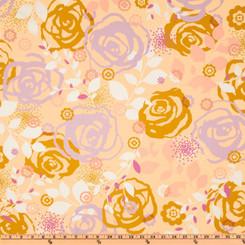 Weekends Saturday Laminate - Free Spirit fabrics