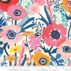 Botanica Porcelain - Moda fabrics