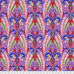 Wild Orchid Summer - Free Spirit fabrics