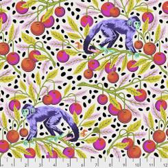 Monkey Wrench Mango - Free Spirit fabrics