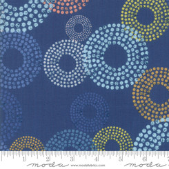Breeze Dottie Circles - Moda fabrics