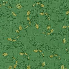 Metallic Moss - Robert Kaufman fabrics