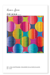 Oriana Quilt Pattern - Alison Glass