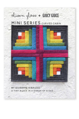 Copy of Mini Series Curved Cabin Pattern - Alison Glass + Giucy Giuce
