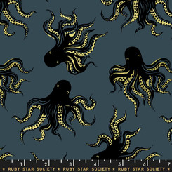 Octopus Darlings - Moda fabrics