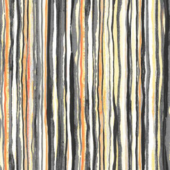 Grey Fancy Stripes  - RJR fabrics