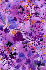 Orchid Wild Meadow - RJR Fabrics