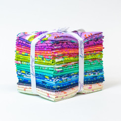 HomeMade Fat Quarter Bundle- Free Spirit fabrics