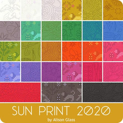 Sun Print 2020 Fat Quarter Bundle - Andover fabrics