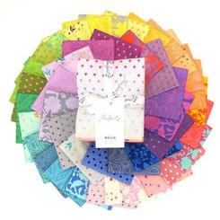 Tula's True Colors Fat Quarter Bundle - TulaTrue Free Spirit