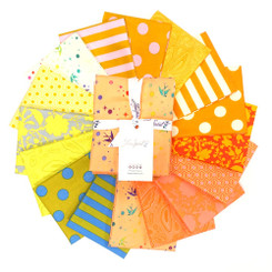 Tula Pink's Fat Quarter Bundle - Goldfish FB2FQTP FreeSpirit