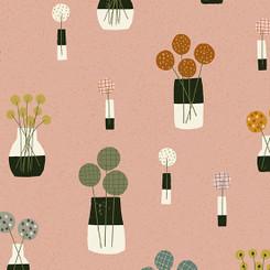 Perennial A-9564-E Vases by Sarah Golden Andover
