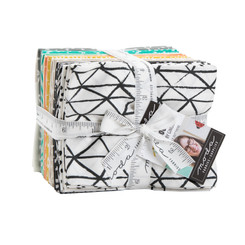 Zoology Fat Quarter Bundle - Moda #48300AB