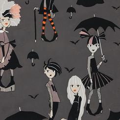 Going Goth Halloween #8736 C Alexander Henry