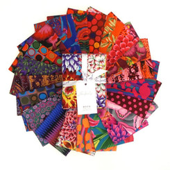 Kaffe Fassett Aug 2020 Hot Fat Quarter Bundle FB2FQGP.A2020HOT FreeSpirit
